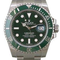 Rolex Submariner Date Acier 40mm Vert France, Paris