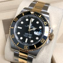 Rolex Submariner Date new 2020 Automatic Watch with original box and original papers 126613LN