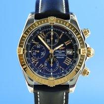 Breitling Chronomat Evolution Acero y oro 44mm Negro
