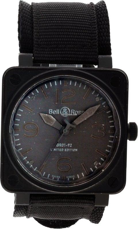 Bell & Ross BR 01-92 BR01-92 folosit