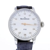 Meistersinger N° 02 new 2020 Manual winding Watch with original box and original papers AM6601G
