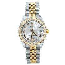 Rolex 178383 Acier 1980 Lady-Datejust 31mm occasion