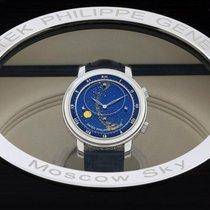 Patek Philippe Celestial White gold Blue
