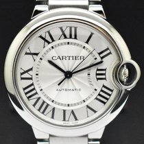 Cartier Ballon Bleu 36mm подержанные 36mm Cеребро Сталь