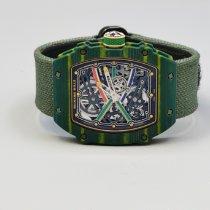 Richard Mille RM 67 Carbone 38.7mm Transparent Sans chiffres