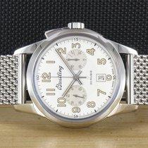 Breitling Transocean Chronograph 1915 Stahl Silber Deutschland, Prüm