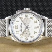 Breitling Transocean Chronograph 1915 Steel Silver