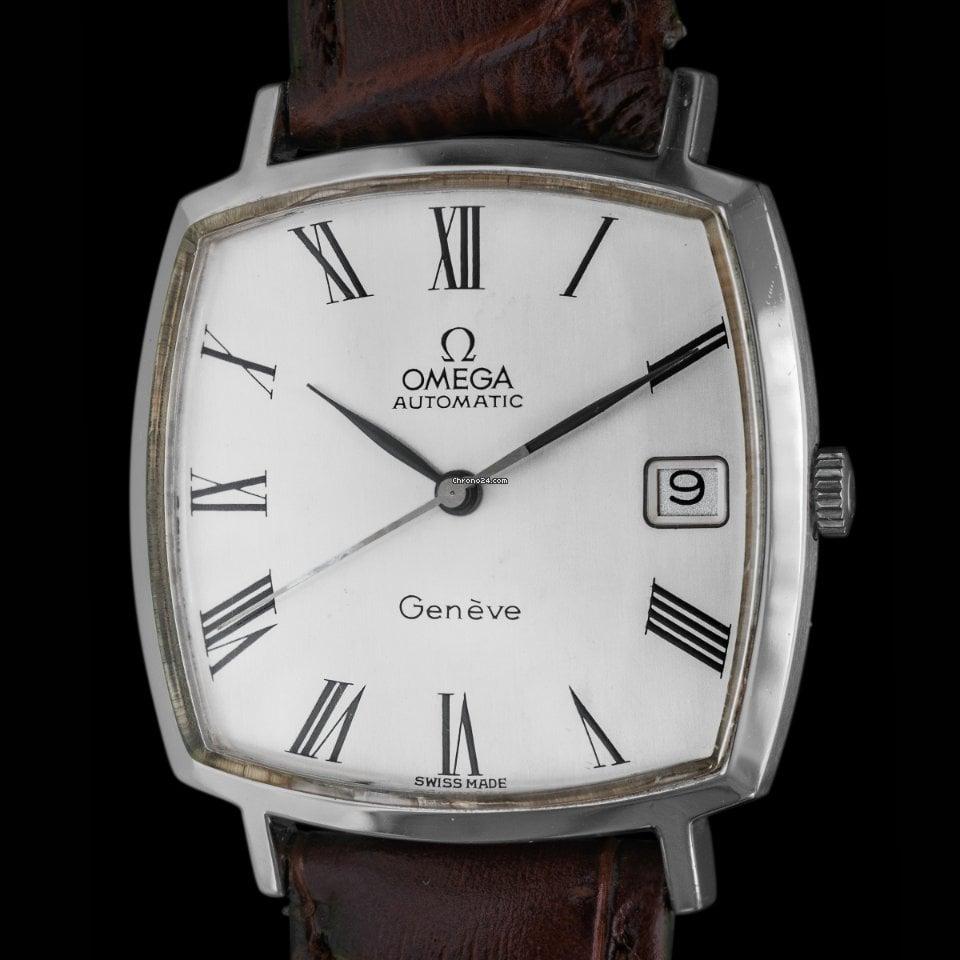 Omega Genève 162.0052 1973 pre-owned
