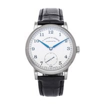 A. Lange & Söhne 1815 White gold 38.5mm Silver United States of America, Pennsylvania, Bala Cynwyd