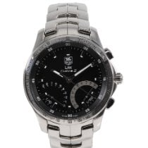 TAG Heuer Link pre-owned 42mm Steel