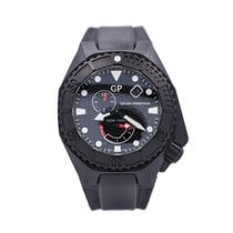 Girard Perregaux Sea Hawk pre-owned 44mm Date Rubber