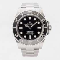 Rolex Submariner (No Date) 124060 Very good Steel 41mm Automatic United Kingdom, Guildford,Surrey
