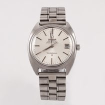 Omega Constellation Acero 35mm Blanco Sin cifras