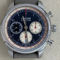 Union Glashütte Belisar Chronograph new Automatic Chronograph Watch with original box and original papers D009.427.16.052.00