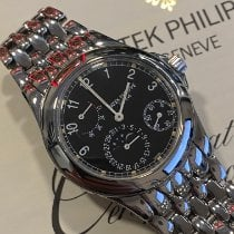 Patek Philippe Neptune Steel 37mm Black