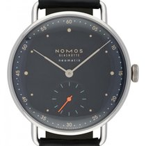 NOMOS Steel 35mm Automatic 1110 new