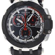 Tissot T-Race 43mm Черный