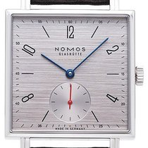 NOMOS Steel 33mm Automatic 423 new