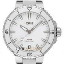 Oris Steel 36.5mm Automatic 01 733 7731 4151-07 4 18 63FC new