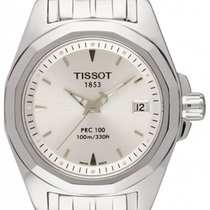 Tissot PRC 100 Steel 29.7mm Silver