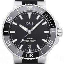 Oris Steel 39.5mm Automatic 01 733 7732 4134-07 4 21 64FC new