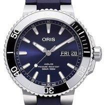 Oris Hammerhead Limited Edition Stahl 45.5mm Blau Deutschland, Schwabach