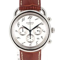 Hermès Acier 43mm Remontage automatique AR4.910 occasion France, Paris
