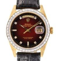 Rolex Day-Date 36 18038 Очень хорошее Желтое золото 36mm Автоподзавод