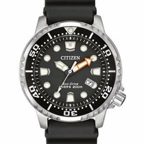 Citizen Promaster Steel 42mm Black United States of America, New Jersey, Little Ferry