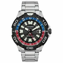 Citizen Promaster Steel 44mm Black United States of America, New Jersey, Little Ferry