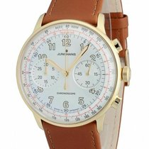 Junghans Meister Telemeter Steel 40.8mm White United States of America, New Jersey, Little Ferry