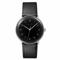 Junghans max bill Automatic Steel 38mm Black Arabic numerals United States of America, New Jersey, Little Ferry