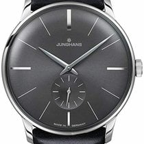 Junghans Meister Hand-winding Steel 38mm Grey United States of America, New Jersey, Little Ferry