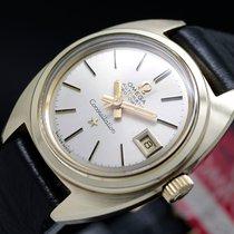 Omega Constellation Ladies nuevo 1970 Automático Reloj con estuche original 568.001