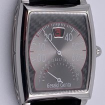 Gérald Genta Steel Automatic BSO.L.10 pre-owned United States of America, Illinois, Lanark