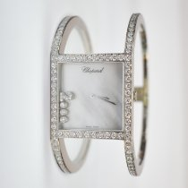 Chopard Happy Spirit Or blanc 31mm Nacre Sans chiffres