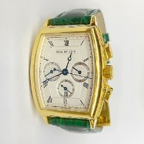 Breguet Héritage Yellow gold 38mm Silver Roman numerals United States of America, New York, New York