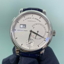 A. Lange & Söhne Lange 31 Platinum Silver United States of America, New York, Manhattan