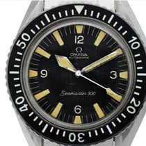 Omega 165.024 Steel 1968 Seamaster 300 41mm pre-owned United States of America, South Carolina, Conway