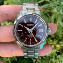 Seiko Grand Seiko Steel Red United States of America, California, Los Angeles