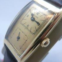 Bulova Yellow gold Manual winding pre-owned United States of America, California, spring valley