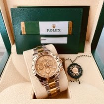 Rolex Daytona 116503 Unworn Gold/Steel 40mm Automatic Indonesia, Sidoarjo