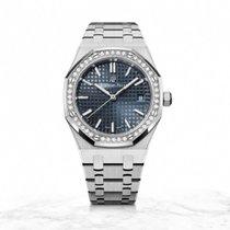 Audemars Piguet Royal Oak Selfwinding neu 2020 Automatik Uhr mit Original-Box und Original-Papieren 77351ST.ZZ.1261ST.01