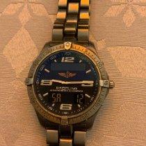 Breitling Aerospace Titan 40mm Blau Arabisch Österreich, Krems