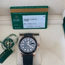 Rolex Yacht-Master 40 116655 Very good Rose gold 40mm Automatic UAE, dubai