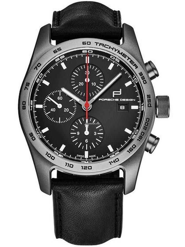 Porsche Design Chronotimer 6011.10.406.113 new
