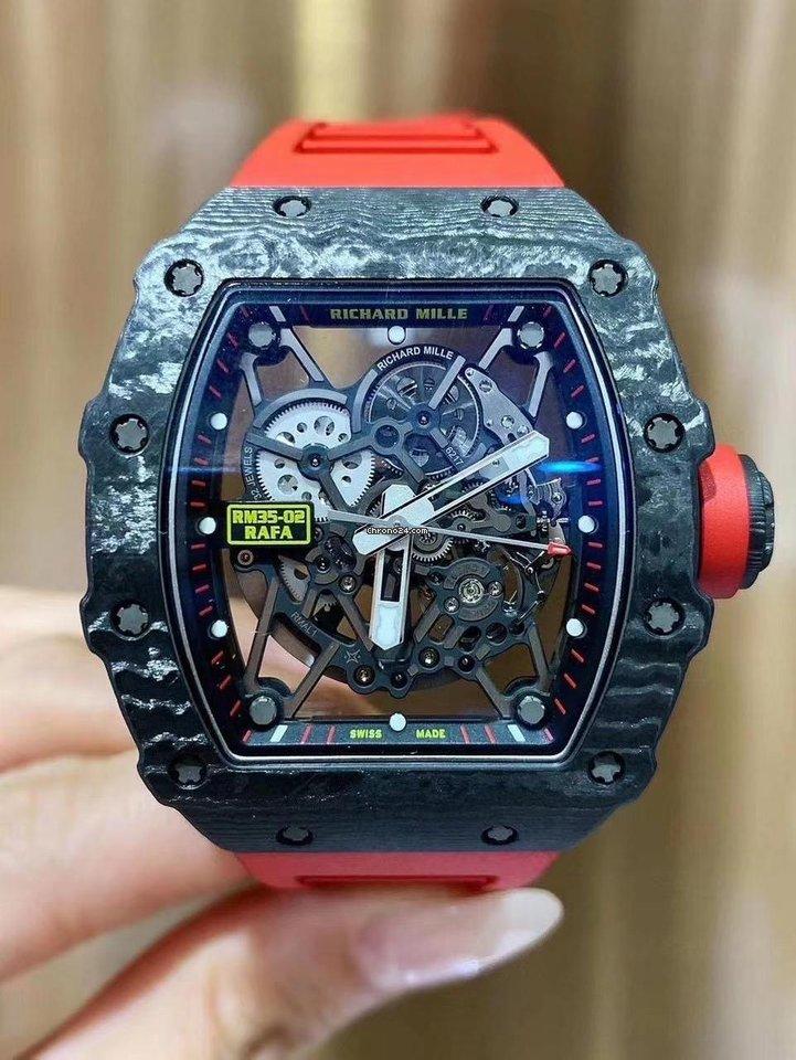 Richard Mille RM 035 RM35-02 new