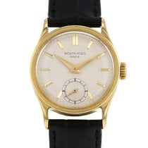 Patek Philippe Calatrava Yellow gold 31mm Champagne No numerals
