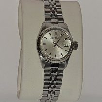 Rolex 6517 Acier 1975 Oyster Perpetual Lady Date 26mm occasion