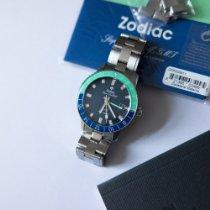 Zodiac Stahl 40mm Automatik ZO9402 gebraucht Deutschland, München
